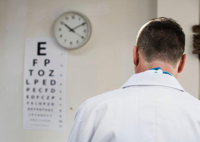 Kdy jste naposledy byli na vyšetření očí?