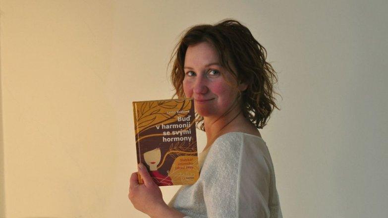 """Lenka Sobková: """"Hormonální rovnováha je naším přirozeným stavem, ke kterému se znovu a znovu vracíme 'jako domů'."""""""