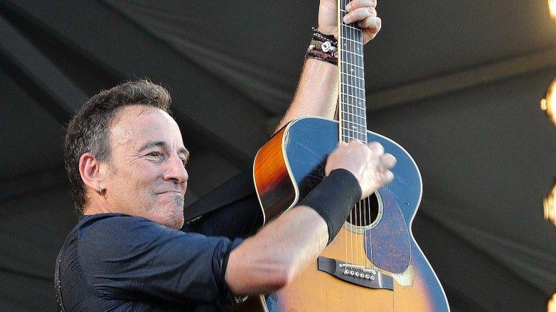 Bruce Springsteen (71): Samotář skytarou zpívá o tom, co prožil