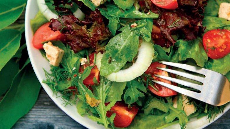 Lehká salátová zálivka