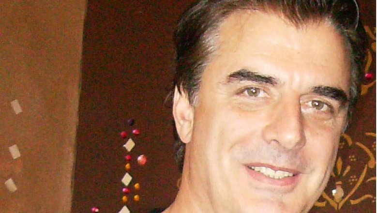 Chris Noth (66): Dvanáctkrát zatčený