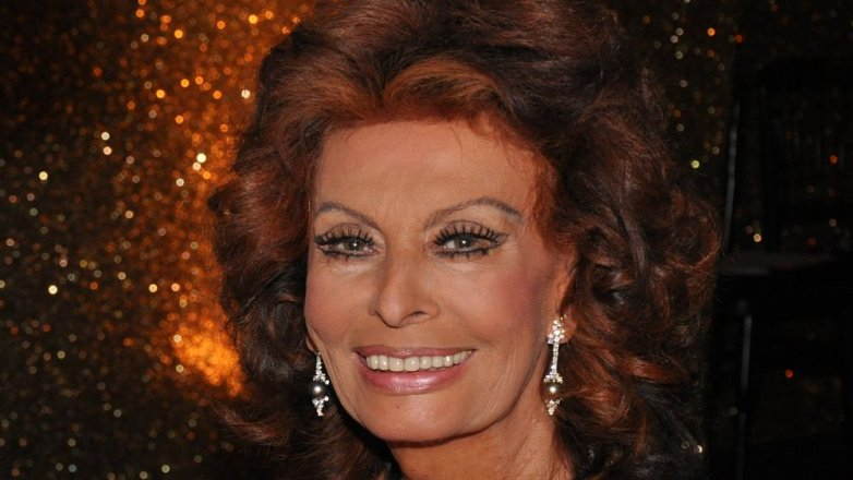 "Sophia Loren (85): Italská ""Marilyn Monroe"""