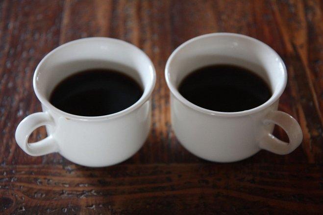 Nové druhy zrnkové kávy