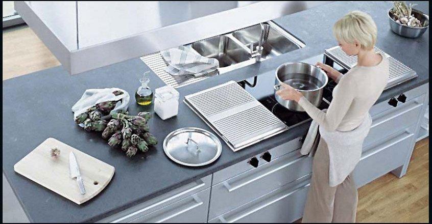 Kuchyně a jídelny podle Feng Shui