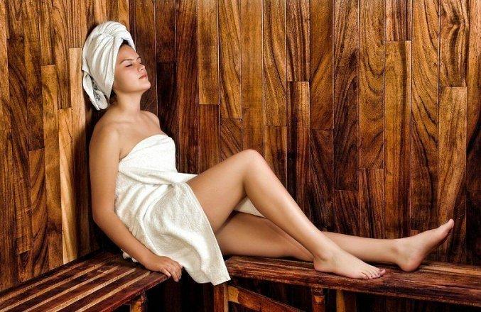 Setkání v sauně