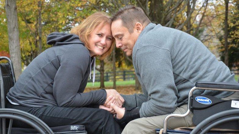 Příběh Martiny (49): Láska na vozíku