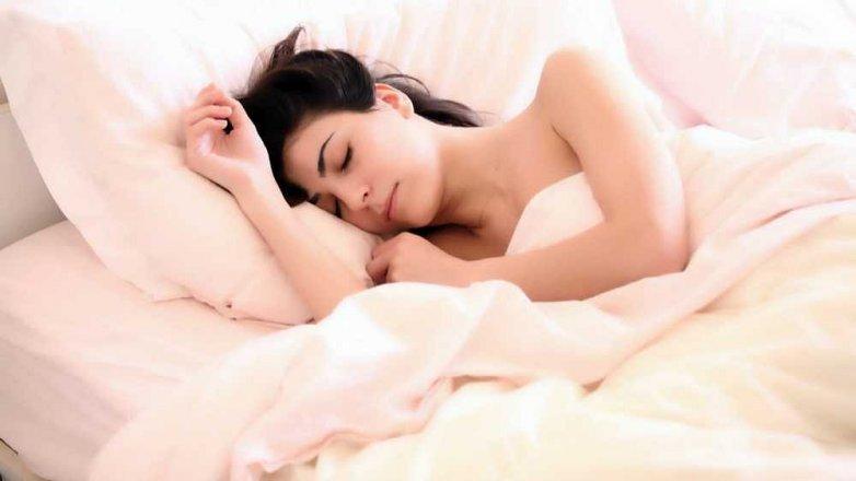 Potraviny podporující spánek