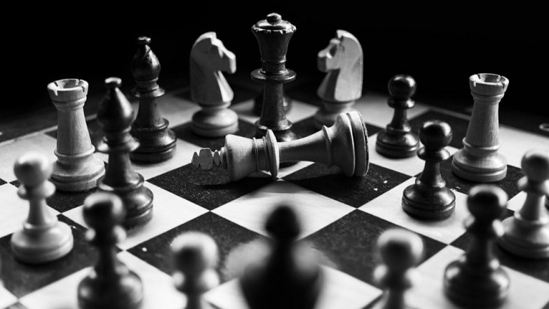 Alexandr Pičuškin: Šachovnicový vrah