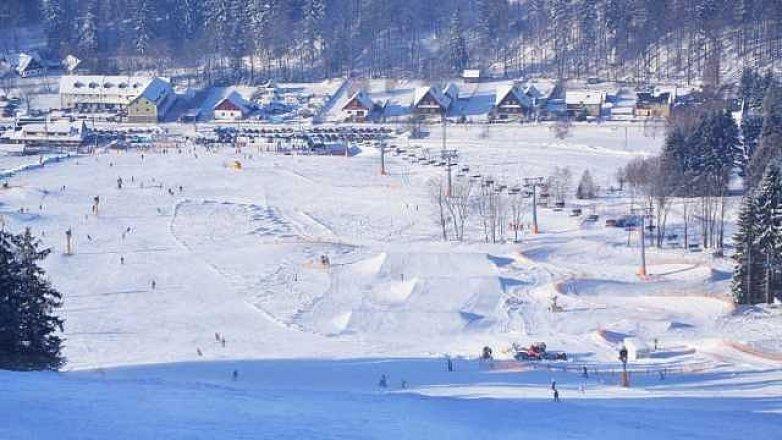 Zimní sezóna na Dolní Moravě zahájena!