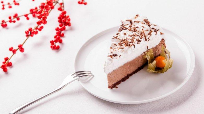 Novoroční cheesecake