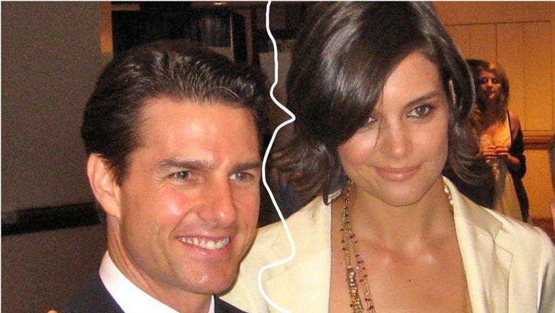 Tom Cruise (58) a Katie Holmes (41): Manželství se sektou v zádech