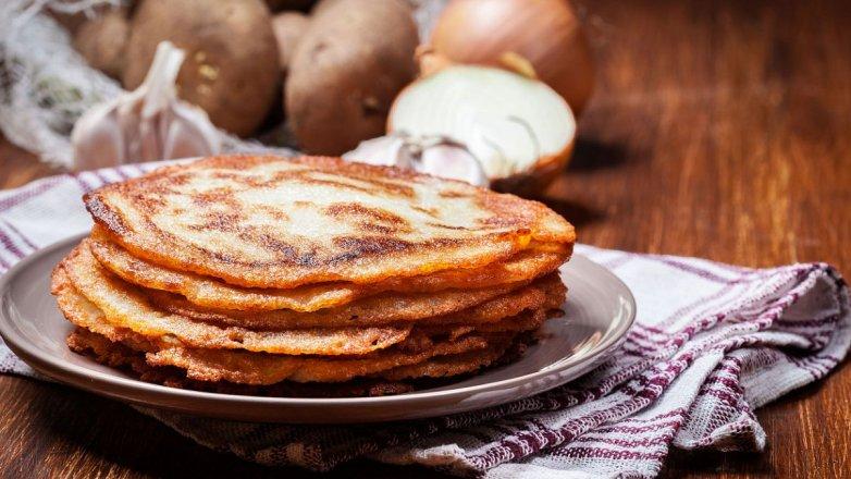 Rychlé bramborové placky nasladko i naslano