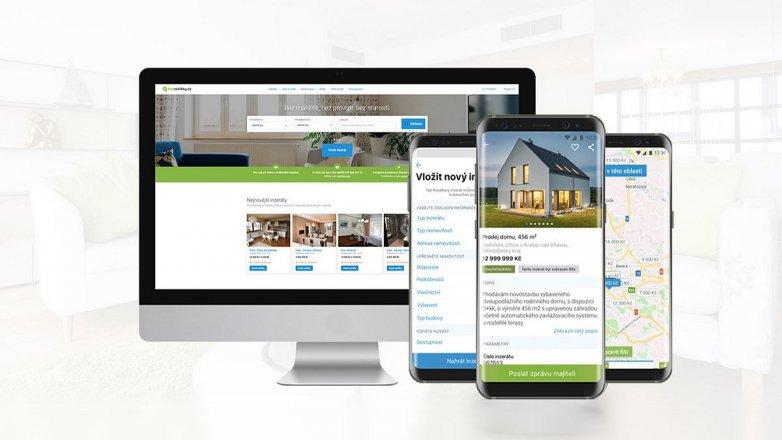 Nová aplikace pro hledání bydlení