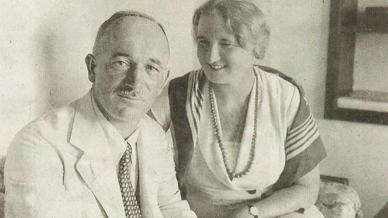Hana a Edvard Benešovi