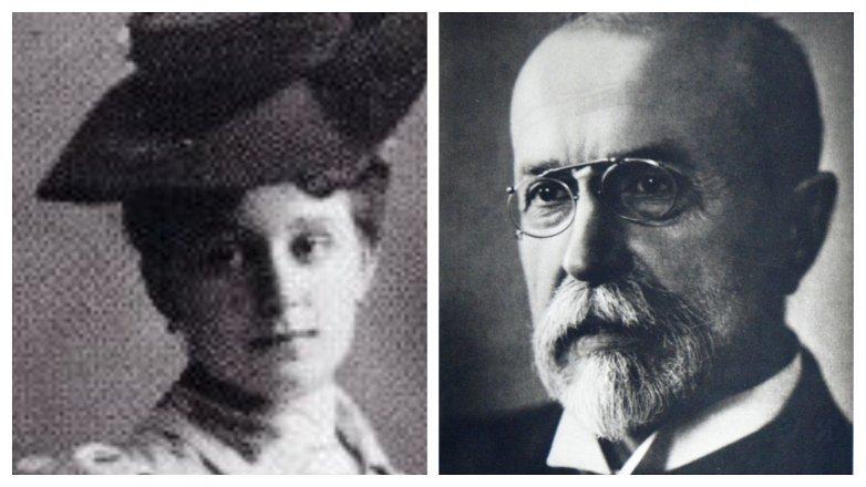 Oldra Sedlmayerová: Masarykova múza a nejspíše i milenka